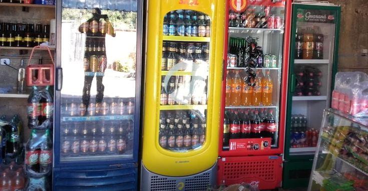 Distribuidora de bebidas ro a grande em sabar mg for Distribuidora roca