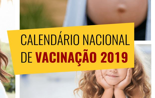 Calendário de Vacinação em Sabará - MG