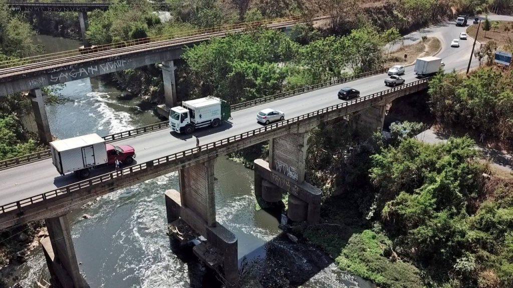 Obras em Sabará MG prometem desafogar trânsito na cidade